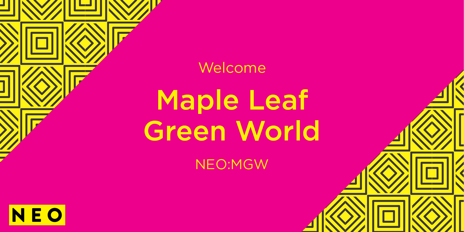 Maple Leaf Green World Inc To Graduate From Tsxv To Neo Neo
